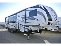 XLR MAKES THE BEST Toy Haulers !!! Call Matt Burk Today and SEE