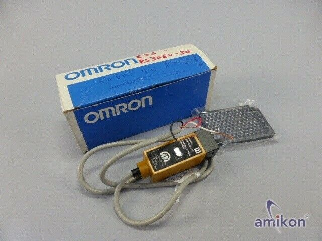 Omron Fotoelektrische Sensoren E3S-RS30E42-30 neu !