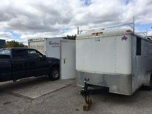 Hotsy Pressure Washer with 130 hours and Trailer London Ontario image 6