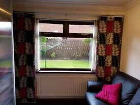 IKEA Panel Curtains & cushions