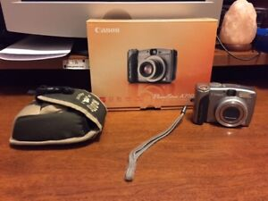 Canon Power Shot Digital Camera A710IS