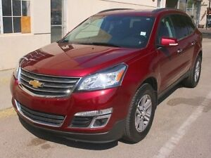 2015 Chevrolet Traverse 2LT AWD HEATED LEATHER TRAILERING PACKAG