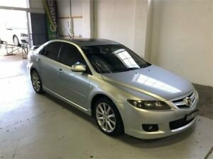 2006 Mazda 6 GG Diesel Silver 6 Speed Manual Wagon