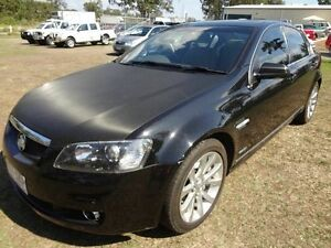 2009 Holden Calais VE MY10 V Black 6 Speed Automatic Sedan Coopers Plains Brisbane South West Preview