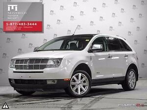 2010 Lincoln MKX MKX All-wheel Drive (AWD)