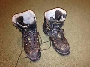 mens hiking boots la sportiva Haddon Golden Plains Preview