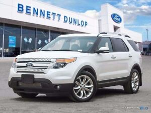 2014 Ford Explorer Limited-Moon Roof-Nav-Adaptive Cruise Control