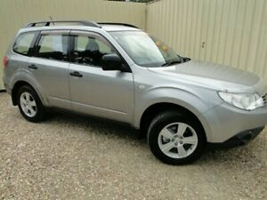 2009 Subaru Forester S3 MY09 X AWD Limited Editio Silver Manual Wagon Parramatta Park Cairns City Preview