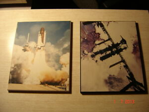 Space Shuttle Laminate Frames