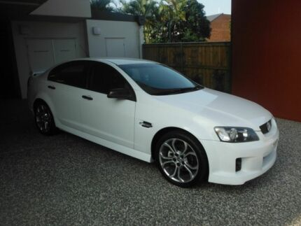 2006 Holden Commodore VE Omega White 5 Speed Automatic Sedan