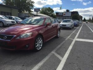 2011 Lexus IS AWD AWD AWD
