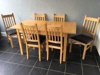Dining Table and Chairs - Great Condition