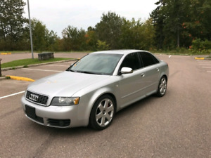 Audi s4 stage1 2005
