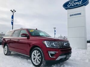 2018 Ford Expedition Limited MAX, LOADED!!! 28,119km!