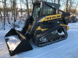 New Holland C190 Compact Track K293