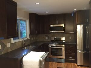NEWLY RENOVATED--4BR AVAILABLE--Burquitlam/Lougheed