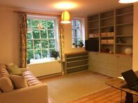 Spacious two-bedroom flat moments from Bethnal Green tube available for short-term let
