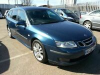 SAAB 9-3 1.9 TID VECTOR SPORTSWAGON LEATHER ALLOYS 11 MONTHS MOT