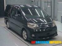 FRESH IMPORT 2008 FACE LIFT TOYOTA ALPHARD PLATINUM ESTIMA 3.0 VVTI AUTO SUNROOF