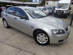2007 Holden Commodore VE Omega Silver 4 Speed Automatic Sedan Sylvania Sutherland Area Preview