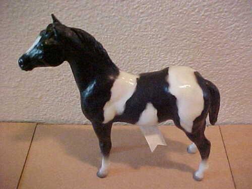 Breyer Model Horse Pony #231 Pinto Paint Stock Fol 2983-88 Nice no box
