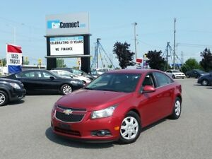 2012 Chevrolet Cruze ONLY $19 DOWN $38/WKLY!!