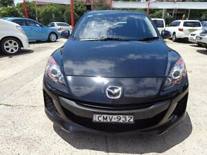 2013 Mazda 3 BL MY13 Neo Black 5 Speed Automatic Hatchback Sylvania Sutherland Area Preview