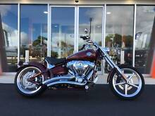 2009 Harley-Davidson FXCWC Rocker C, Red, $23,990 Albany Albany Area Preview