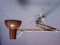 Retro Swing Arm Desk Lamp