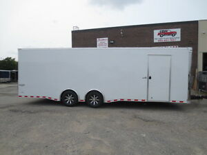 CAR HAULER 8.5X26' BRAVO CUSTOM CLEAR OUT$$$$