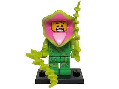 NEW LEGO MINIFIGURES SERIES 14 71010 - Plant Monster