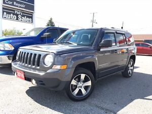 2016 Jeep Patriot HIGH ALTITUDE 4X4 // LEATHER - SUNROOF - TOW