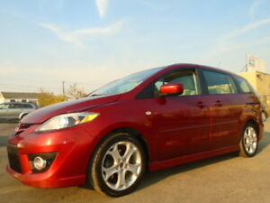 2009 Mazda Mazda5 GT SPORT-SUNROOF-ONE OWNER VAN--ONLY 119K