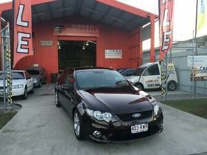 2010 Ford Falcon FG XR6 Velvet 5 Speed Automatic Sedan Clontarf Redcliffe Area Preview