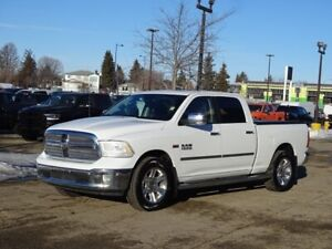 2014 Ram 1500 4WD CREWCAB LIMITED Accident Free,  Navigation (GP