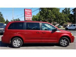 2010 Dodge Grand Caravan WITH FULL STOW N GO SEATS
