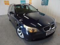 2004 04 BMW 5 SERIES 2.5 525D SE TOURING 5D AUTO [1 OWNER FROM NEW]