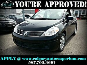 2008 Nissan Versa $99 DOWN EVERYONE APPROVED
