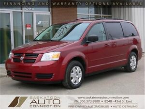 2010 Dodge Grand Caravan ***Stow 'N Go & Rear Air & Heat***