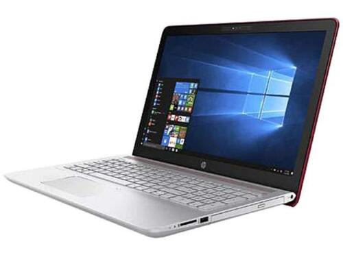 "HP 15-cc065nr 15.6"" Laptop Intel Core i3 7th Gen 7100U (2.40 GHz) 1 TB HDD 8 GB"