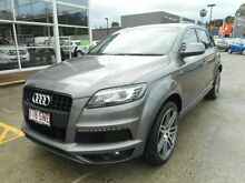 2012 Audi Q7 MY12 TDI Tiptronic Quattro Grey 8 Speed Sports Automatic Wagon Buderim Maroochydore Area Preview