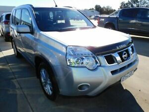 2013 Nissan X-Trail T31 Series V ST 2WD Silver 1 Speed Constant Variable Wagon Maryville Newcastle Area Preview