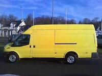 MAN AND VAN FOR HIRE GLASGOW+UK FULL REMOVALS,STUDENT MOVES,SOFAS,BEDS,WARDROBES,DINNING TABLES
