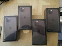 Apple IPhone 11 Pro unlocked comes with Apple warranty & receipt