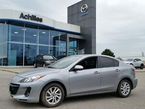 2013 Mazda MAZDA3 GS-SKY, Touring Edition, Leather