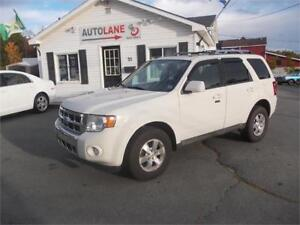 2011 Ford Escape V6 Limited AWD Winter tires New MVI $5995