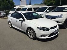 2012 Ford Falcon FG MK2 XR6 Winter White 6 Speed Auto Seq Sportshift Sedan Beckenham Gosnells Area Preview