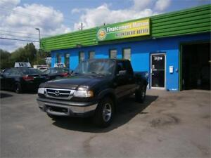 Mazda B-Series Pickup 4WD Cab Plus 4.0L SE 2007
