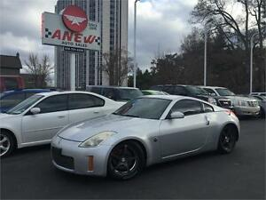 2006 Nissan 350Z | 6 SPEED MANUAL | WE FINANCE | APPLY TODAY !!!