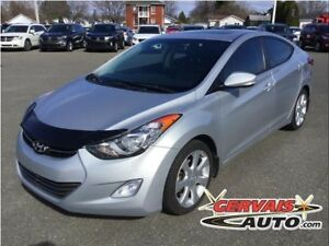 Hyundai Elantra Limited Cuir Toit Ouvrant MAGS 2013
